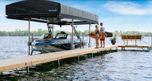 ShoreStation dock