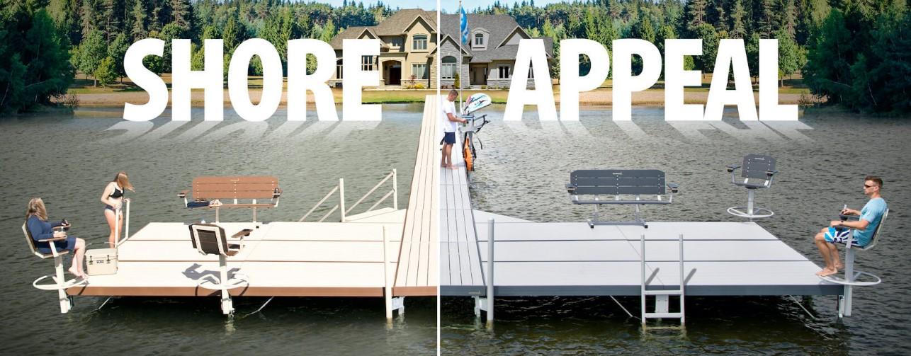 """ShoreStation """"Shore Appeal"""" promotional banner"""