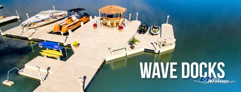 Wave Armor dock